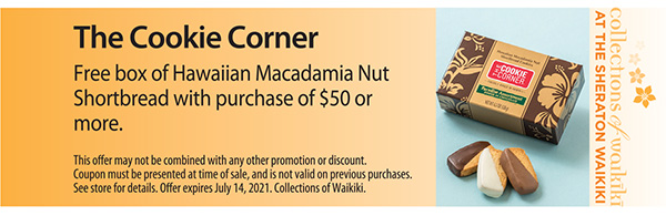 The Cookie Corner Coupon
