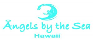 Angels by the sea Hawaii - logo
