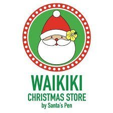 Waikiki Christmas Store logo