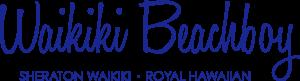 Waikiki-Beachboy Sheraton Waikiki Logo