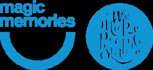 Magic Memories - We Make People Smile - logo