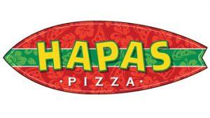 Hapas Pizza - logo