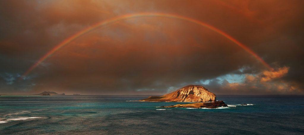 Rainy Season in Hawaii