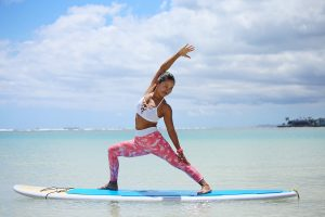 Kapalili-Hawaii surfboard fitness