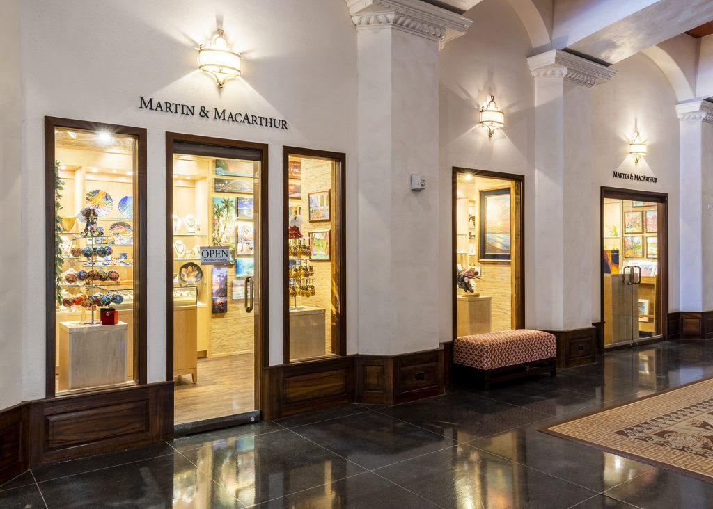 ニューオープン!マーティン&マッカーサー(ロイヤル ハワイアン ラグジュアリー コレクション リゾート)