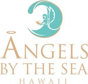 Angels by the Sea Hawaii - logo